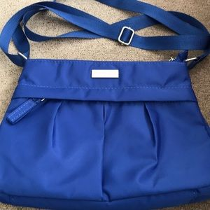 Baggallini royal blue purse